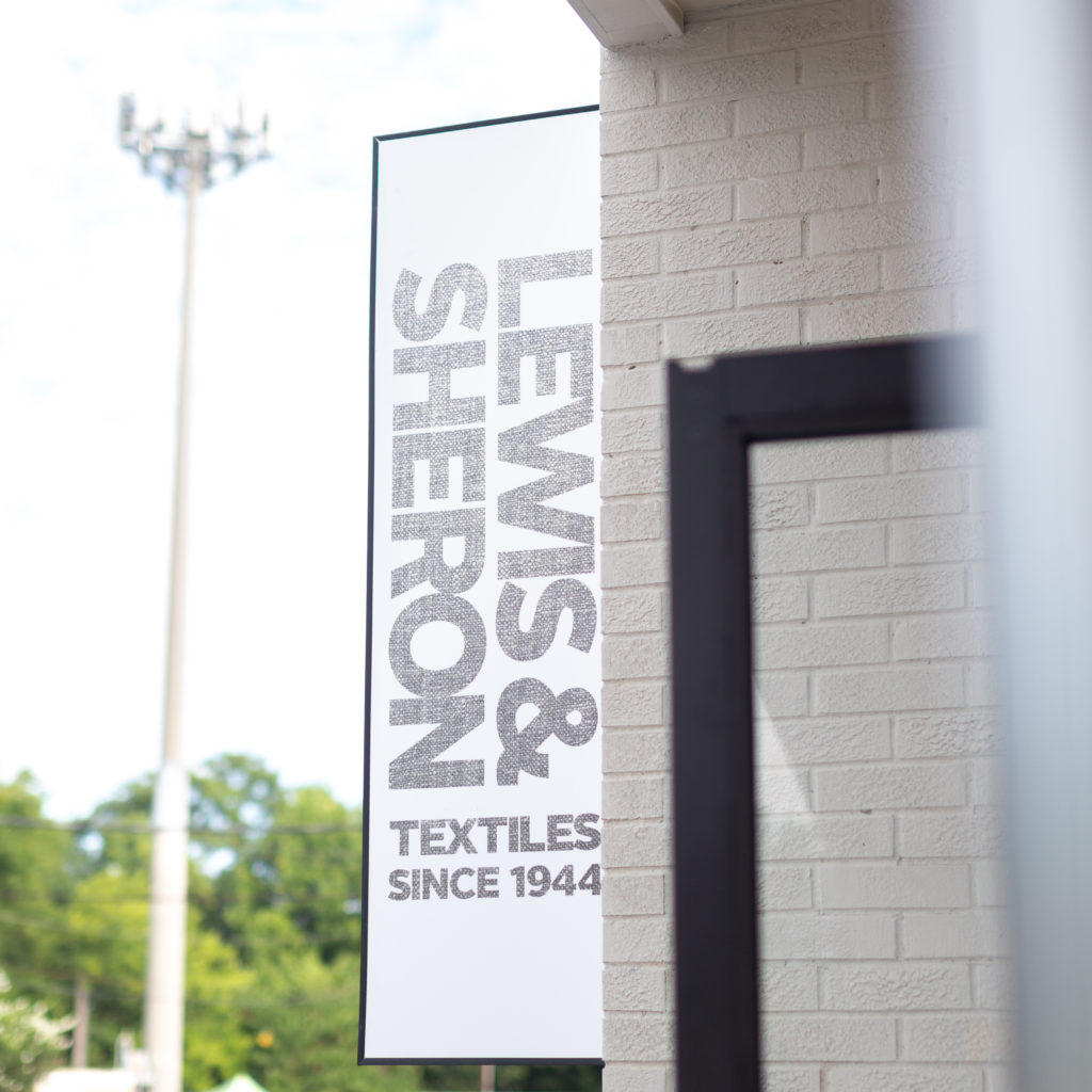 Lewis and Sheron Textiles Relocating to Collier Road After